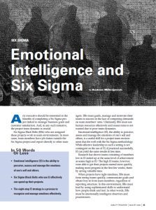 Emotional-Intelligence-six-sigma