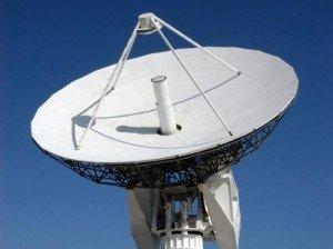 Antenna Up Radar On