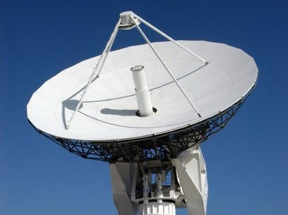 Antenna Up Radar On