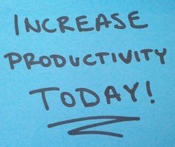 Measure productivity in the workplace